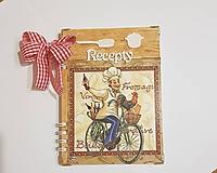 Papiernictvo - receptár - 10313553_