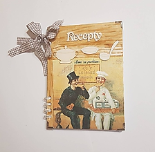 Papiernictvo - receptár - 10313527_