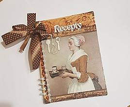 Papiernictvo - receptár - 10313563_