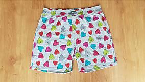 Oblečenie - Valentínske trenky - 10312517_