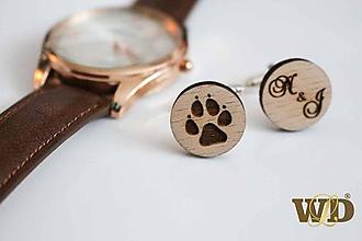 Šperky - Manžetové gombíky - 10312310_