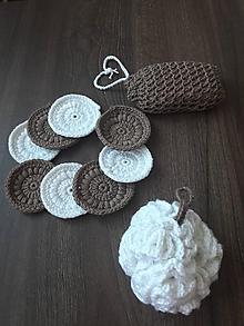 Úžitkový textil - Zero waste alebo ekologicky v kúpeľni - 10312367_
