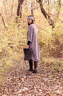 Kabáty - Kardigán STRAIT (Šedý) - 10314234_