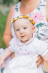 Ozdoby do vlasov - krehké čelenky pre malé princezné 2 - 10312558_