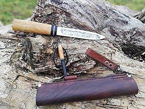 Nože - Jakutský nôž - 10311444_