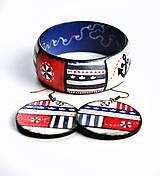 Sady šperkov - Sada Námorník - 10312883_