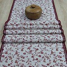 Úžitkový textil - NINA - stredový obrus 153x41 - 10314155_