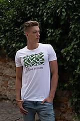 Pánske tričko z organickej bavlny Green Collection 1 ( pôvodná cena 25 € )