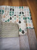 Úžitkový textil - Sada vreciek na potraviny - 10314271_