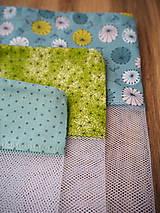 Úžitkový textil - Sada vreciek na potraviny - 10314277_