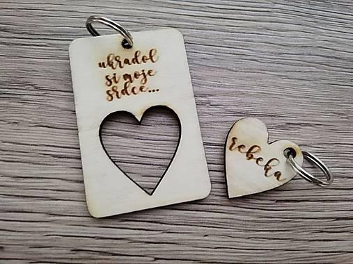 Prívesok z lásky   vikim - SAShE.sk - Handmade Kľúčenky 4bd8a4d628a