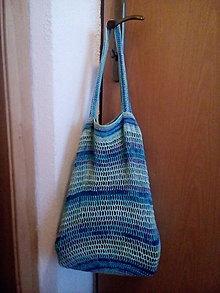 Nákupné tašky - nákupná taška - sieťovka - 10311330_
