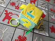 Hračky - Susugo Montessori kocka. - 10311440_