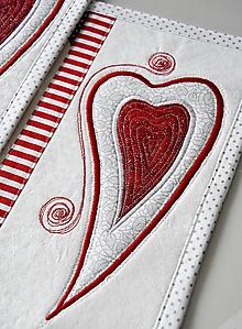 Úžitkový textil - Vianočné prestieranie No.26 :) - 10314374_