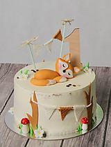 Zápich na tortu číslo 1