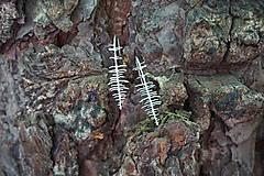 Náušnice - náušnice tree - 10317459_