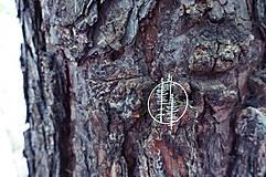 Brošne - brož TREE - 10317510_