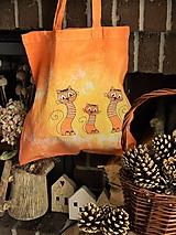 Nákupné tašky - Plátěná taška - 10317732_