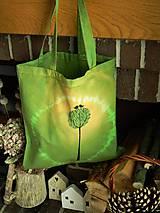 Nákupné tašky - Plátěná taška - 10318979_