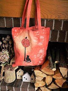 Nákupné tašky - Plátěná taška - 10317625_