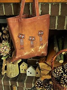 Nákupné tašky - Plátěná taška - 10317709_