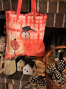 Nákupné tašky - Plátěná taška - 10317717_