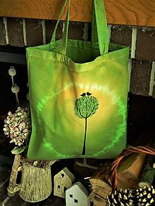 Nákupné tašky - Plátěná taška - 10318986_