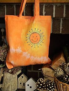 Nákupné tašky - Plátěná taška - 10319006_