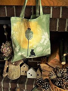Nákupné tašky - Plátěná taška - 10319017_