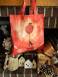 Nákupné tašky - Plátěná taška - 10319050_