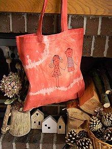 Nákupné tašky - Plátěná taška - 10319063_