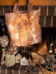 Nákupné tašky - Plátěná taška - 10319119_
