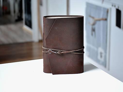 kožený zápisník BARNABÉ