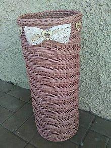 Košíky - Stojan na dáždniky - 10315679_