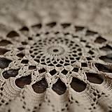 """Úžitkový textil - Čipka """"Romantika"""" - 10319185_"""