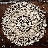 """Úžitkový textil - Čipka """"Romantika"""" - 10319186_"""