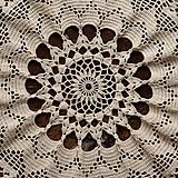 """Úžitkový textil - Čipka """"Romantika"""" - 10319187_"""