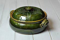 Nádoby - Keramická nádoba na pečenie - 10318997_