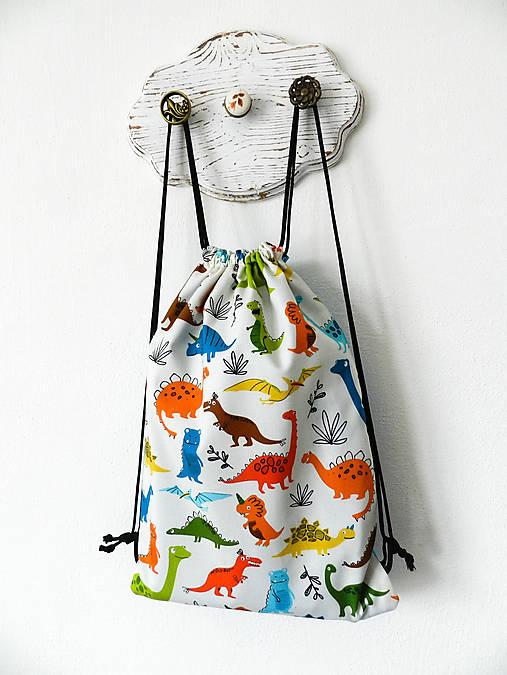 c791d826705d Batoh Dinosaury 3-6 rokov   chabuko - SAShE.sk - Handmade Detské tašky