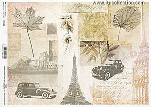 Papier - ryžový papier ITD 1535 - 10316730_