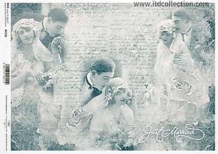 Papier - ryžový papier ITD 1536 - 10316731_