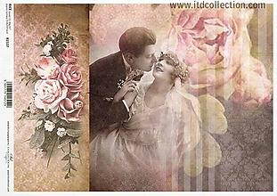 Papier - ryžový papier ITD 1537 - 10316733_