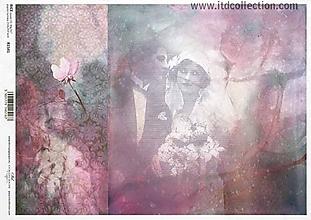 Papier - ryžový papier ITD 1541 - 10316807_