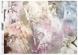 Papier - ryžový papier ITD 1543 - 10316817_