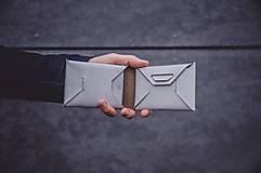 Peněženka XY Origami Stone
