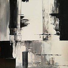 Obrazy - Čiernobiele spektrum II - 10316863_