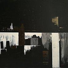 Obrazy - Čiernobiele spektrum III - 10316897_