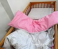 Textil - Obliečky šité na objednávku - 10318840_