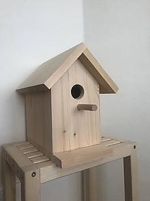 Pre zvieratká - Vtáčia búdka - 10316533_