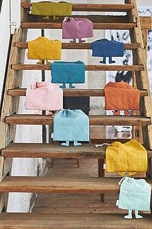 Úžitkový textil - Ľanochod - 10320153_